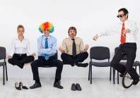 employés en improvisation